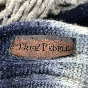 Free People Knit Scarf